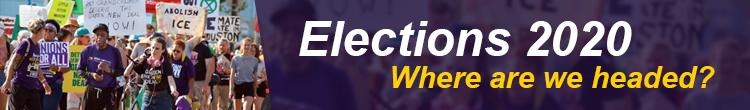 2020 Elections Banner