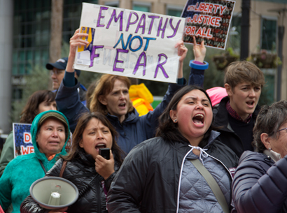 Empathy and Liberty Demonstration