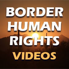 Border Human Rights Banner