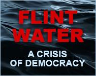 Flint Water Crisis Banner