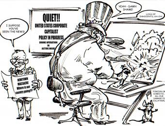 Cover Story Cartoon