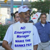 No Emergency Manager, Make the Banks Pay
