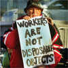 Workers Are Not Displosable