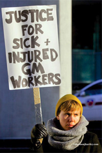 Justice for GM Workers