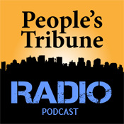 People's Tribune Radio Logo