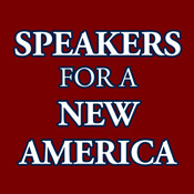Speakers for a New America