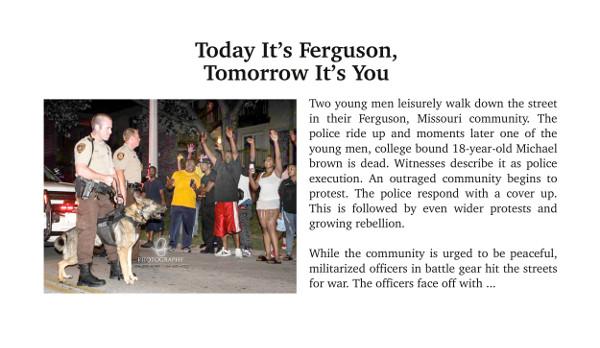 Ferguson_English