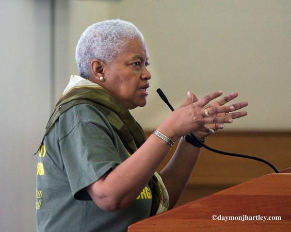 Maureen D. Taylor, state chair, Michigan Welfare Rights Organization. PHOTO/DAYMONJHARTLEY.COM