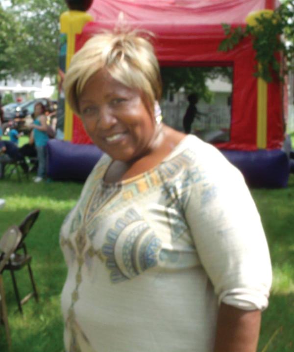 Emma Kinnard is running for Commissioner at Large in Benton Harbor, MI. PHOTO/PATI HEINZ