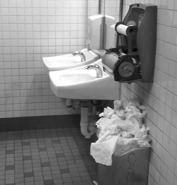 "Shower Towel Broke: ""It's Almost Like We Don't Matter"""