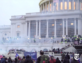 Assault on the US Capitol
