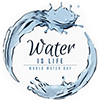 Water is Life logo