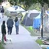 Tent community