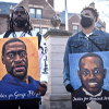 Justice for George Floyd demonstration