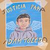 justice for Adam Toledo sign